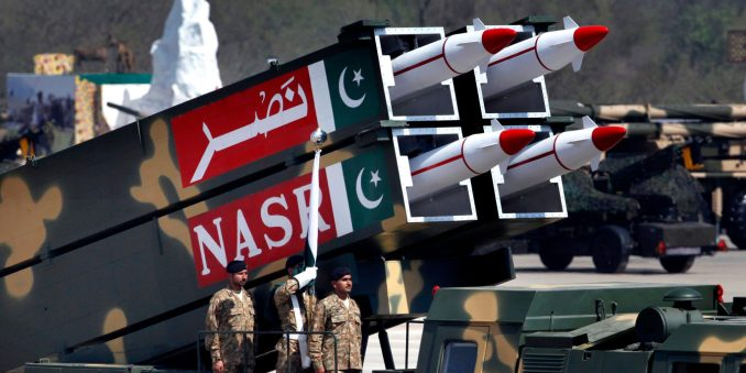 État d'alerte nucléaire au Cachemire
