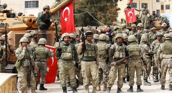 L'armée turque menace de se rebeller contre Erdogan en raison des coups que les Russes lui ont portés en Syrie
