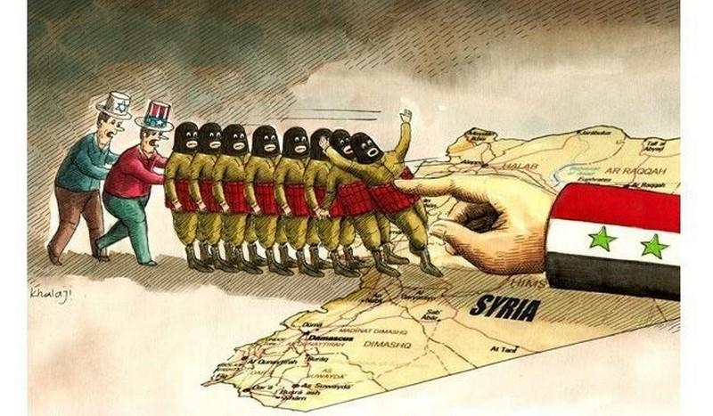Syrie : Les sanctions de l'Occident sont l'autre visage du terrorisme.