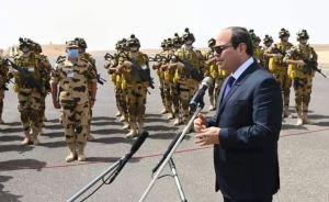 Al-Sisi affirme que l'Égypte avait toute légitimité à intervenir en Libye