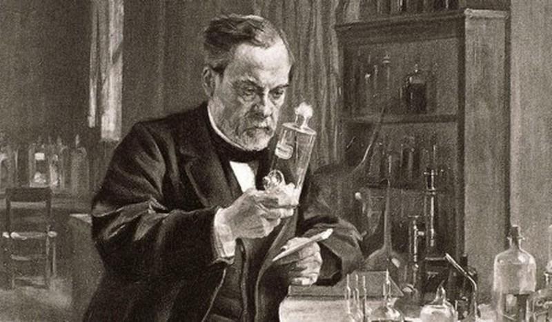 Que recevoir de Louis Pasteur?