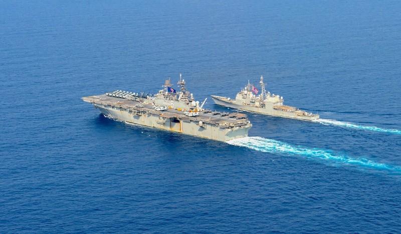 Face à la Chine, les États-Unis entendent reprendre l'avantage militaire en Asie-Pacifique