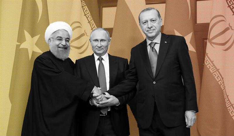 La Turquie fait une proposition à la Russie et l'Iran