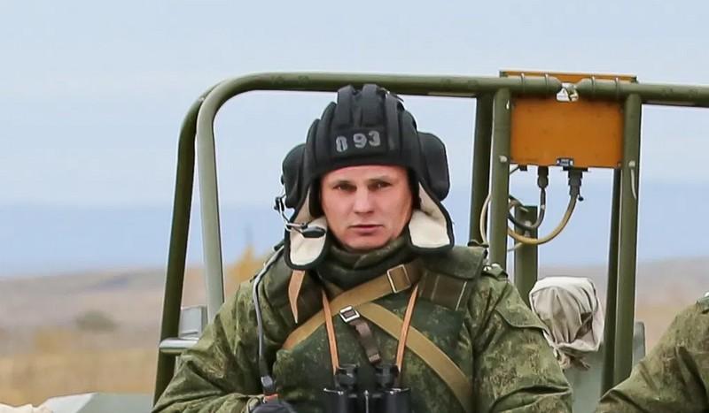 Le Général-Major Russe tué en Syrie a été victime d'une bombe artisanale improvisée