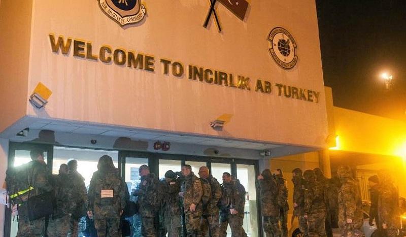Les États-Unis ferment-ils leur base aérienne turque pour déménager en Grèce?