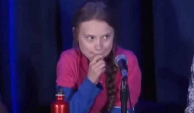 Des observateurs sont choqués par l'incapacité de Greta Thunberg à répondre à une question simple sans script