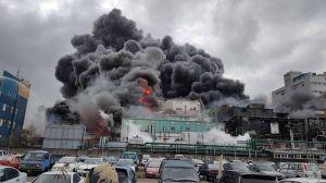 La seconde plus grande usine de production d'APL d'hydroxychloroquine a explosé