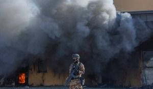 Bassora – L'armée américaine attaquée
