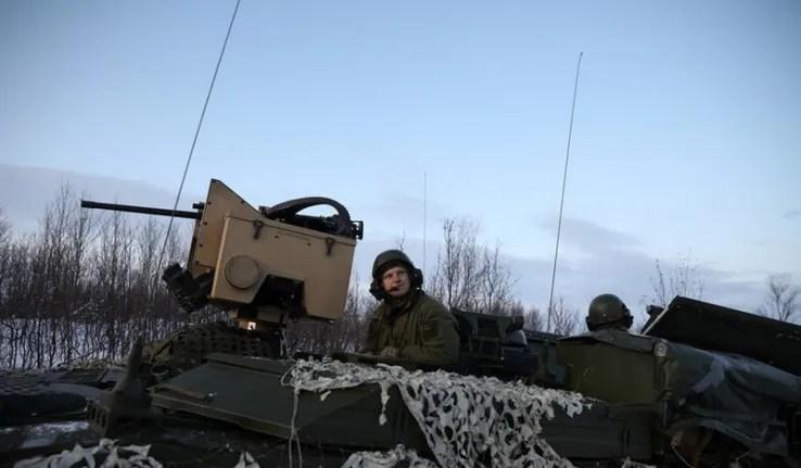 Malgré l'annulation d'exercices militaires, 1000 soldats américains vont rester en Norvège
