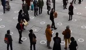 Gare du Nord, on veut «danser encore» : la joyeuse mobilisation-éclair d'un collectif