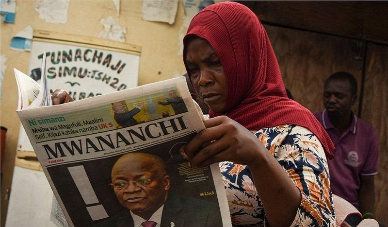 Nouvelles de la Covid et de la Tanzanie