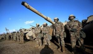 L'Europe terrain de manœuvre de la stratégie USA/OTAN