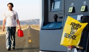 L'hyperinflation commence en Amérique avec la fermeture des stations-service et des raffineries