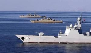 L'Iran, la Russie et la Syrie décident de former une alliance navale tripartite