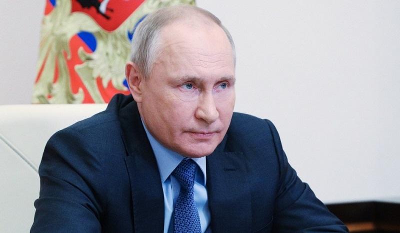 Poutine : «Si vous essayez de mordre la Russie, nous vous casserons les dents»