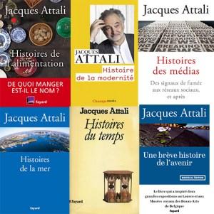Une brève histoire de Jacques Attali