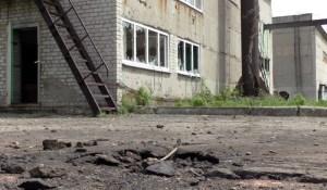 RPD – L'armée ukrainienne bombarde la périphérie de Donetsk, endommageant deux habitations et une station de pompage