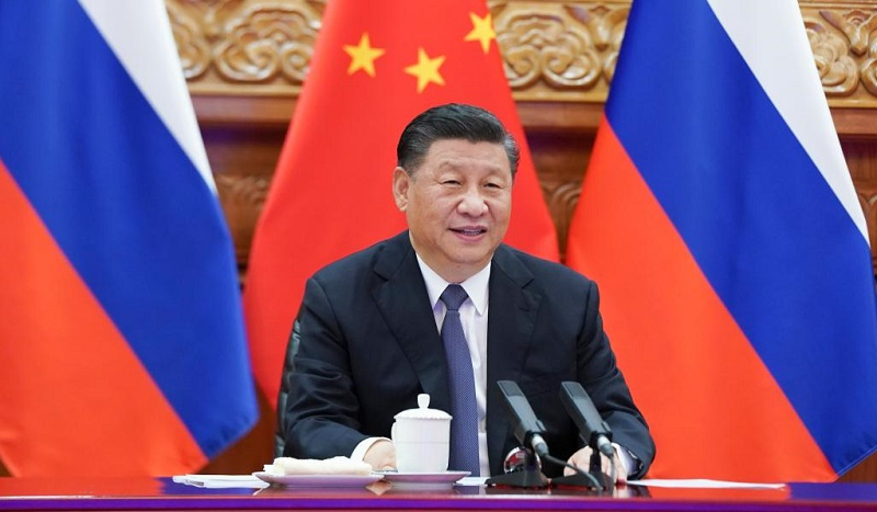 Xi Jinping et Vladimir Poutine annoncent la prolongation du Traité de bon voisinage et de coopération amicale Chine-Russie