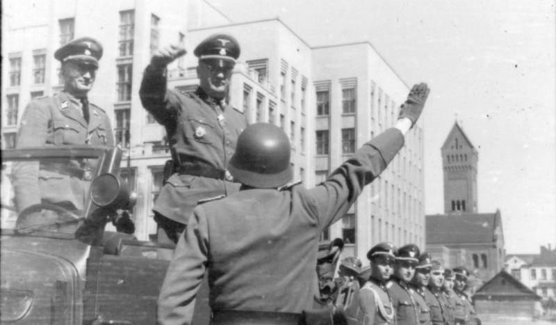 Nouvelles du Belarus. Le président lituanien est-il un criminel nazi ?