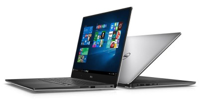 XPS 15 - Side-to-side