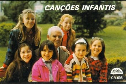 K7 Várias (Canções Infantis) 1-a 1