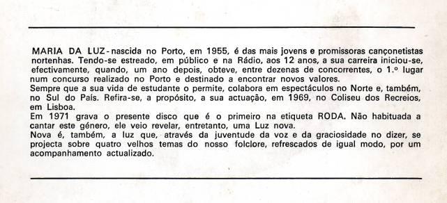 Mª da Luz 002