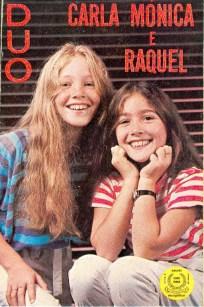 K7 Duo Carla Mónica e Raquel 1-a 1