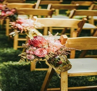 Protea Bouquet Wedding Design Ideas