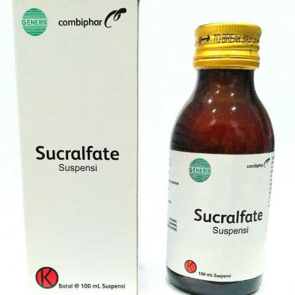 fungsi obat sucralfate