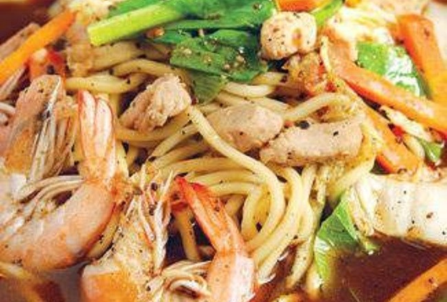 Resepi Mee Kolok Sarawak - Resepi Bonda