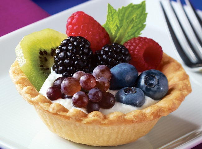 Resepi Fruit Tartlets