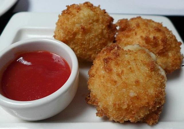 Resepi Chicken Cheese Ball