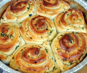resepi-garlic-rolls