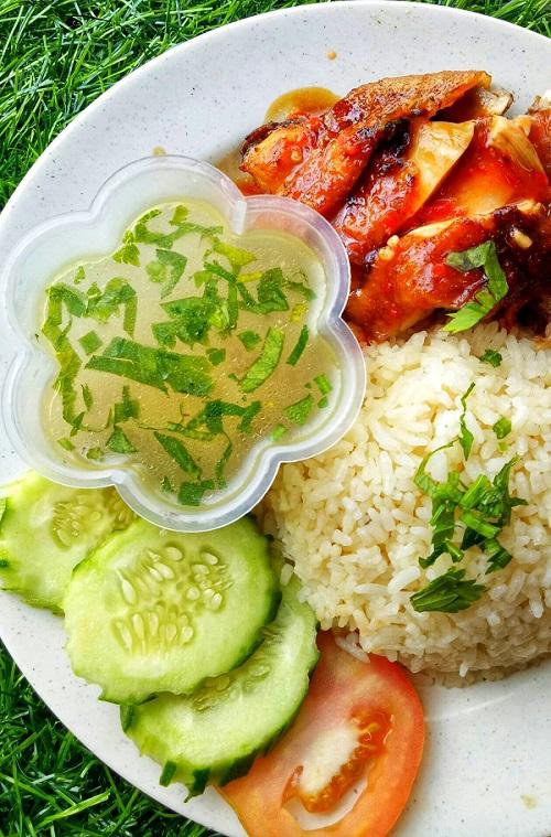 Resepi Nasi Ayam Sempoi, Simple Tapi Sedap