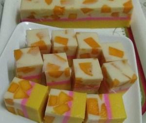 resepi-puding-mangga-susu