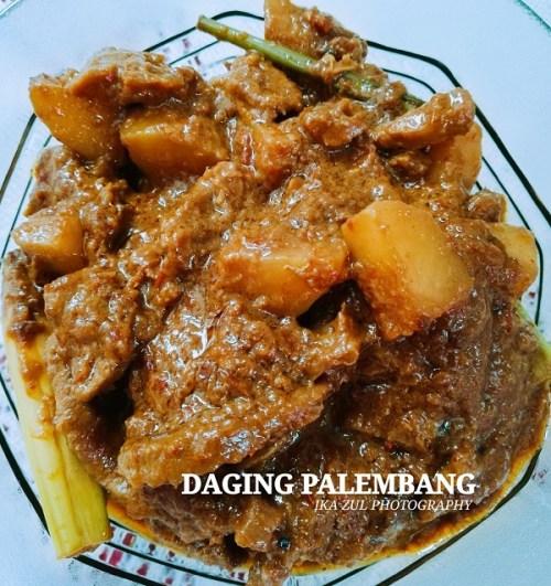 Cara Masak Daging Palembang