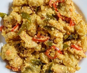 resepi-sotong-salted-egg