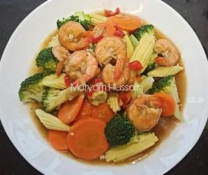 resepi-sayur-campur-ranggup-chinese-style