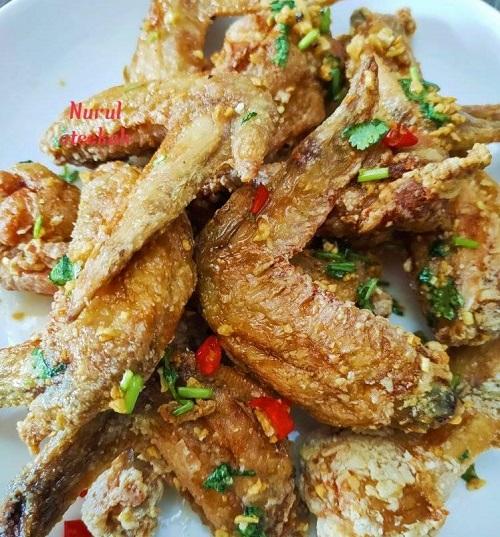 Resepi Ayam Goreng Vietnam atau Vietnamese Fried Chicken