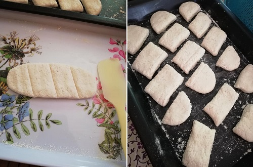 Resepi Gegatas Kuih Tradisi Masyarakat Banjar