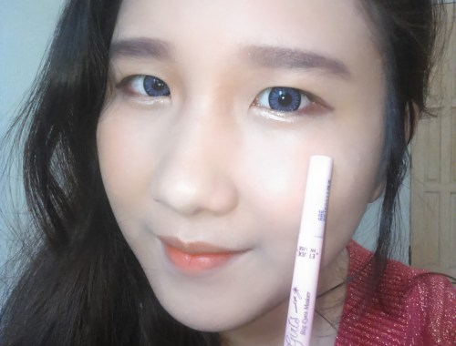 Review Produk Etude House - Cute Eyes Maker