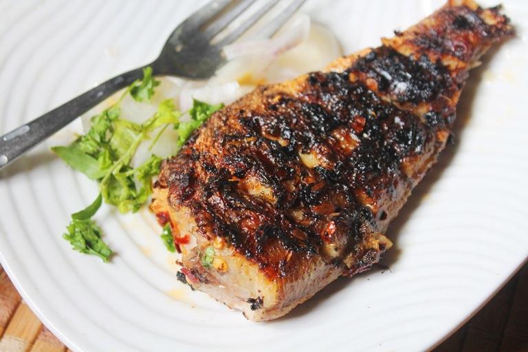 Resep Ikan Bakar Kecap