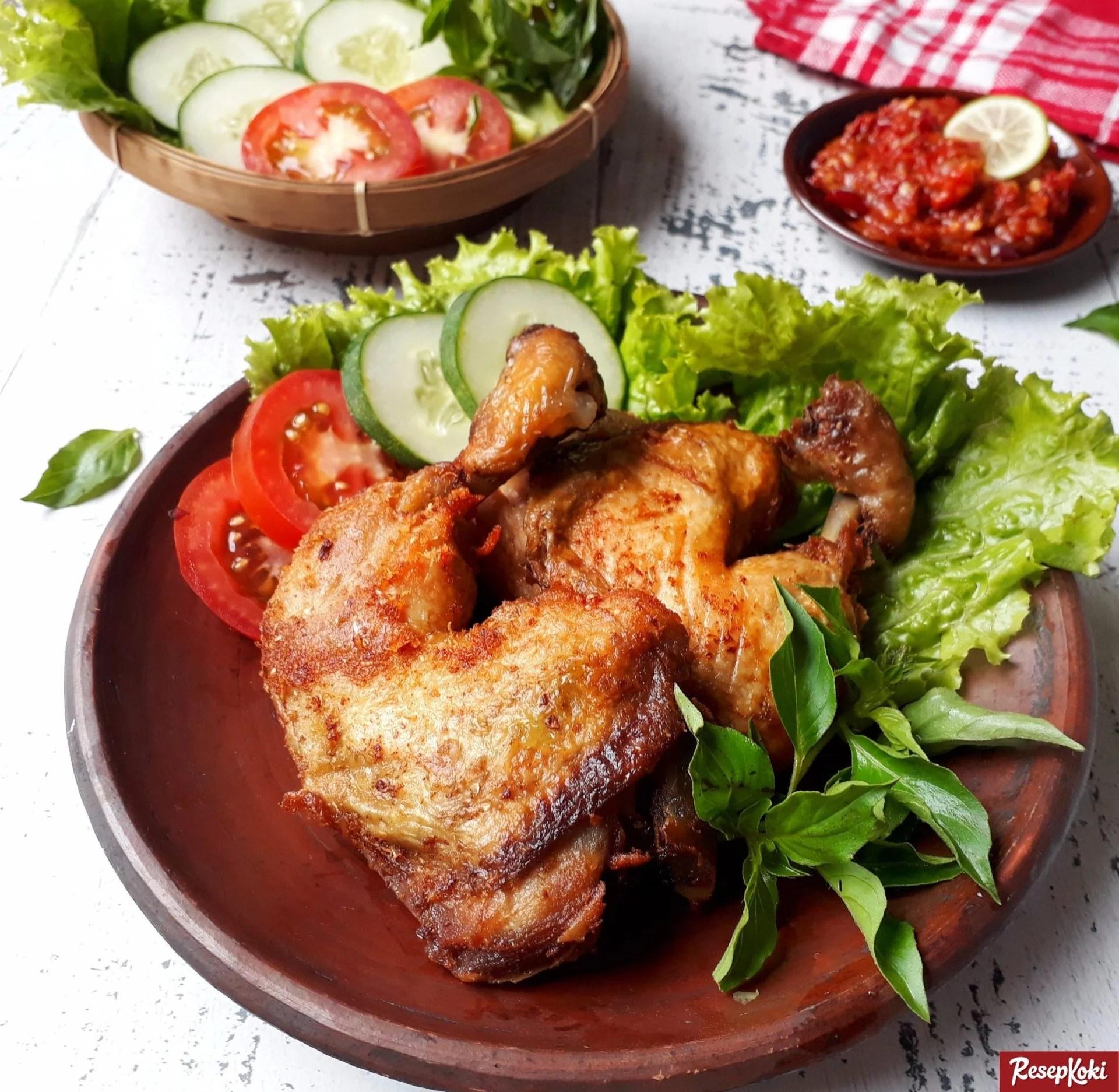 Resep Ayam Bakar Bumbu