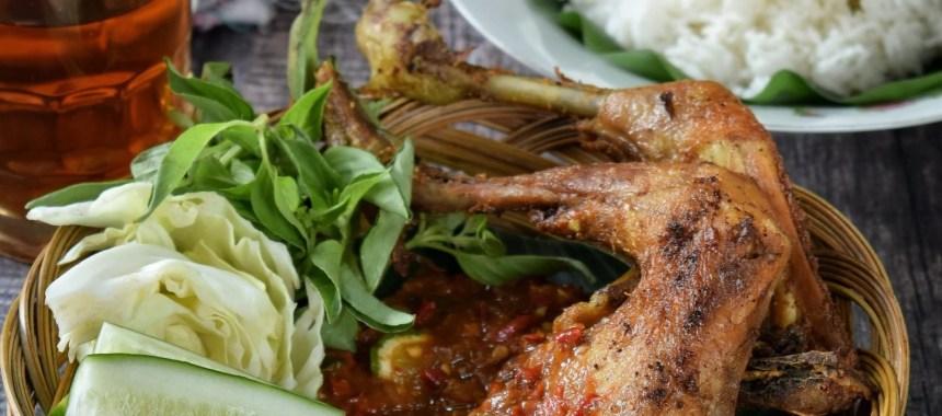Resep Pecel Ayam