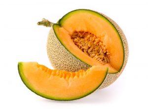 Melon Jingga (Cantaloupe)