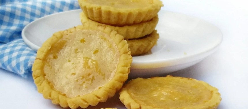 Resep Pie Susu