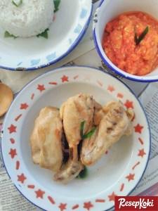 Ayam Pop Gurih dan Lembut Asli Padang - Resep | ResepKoki