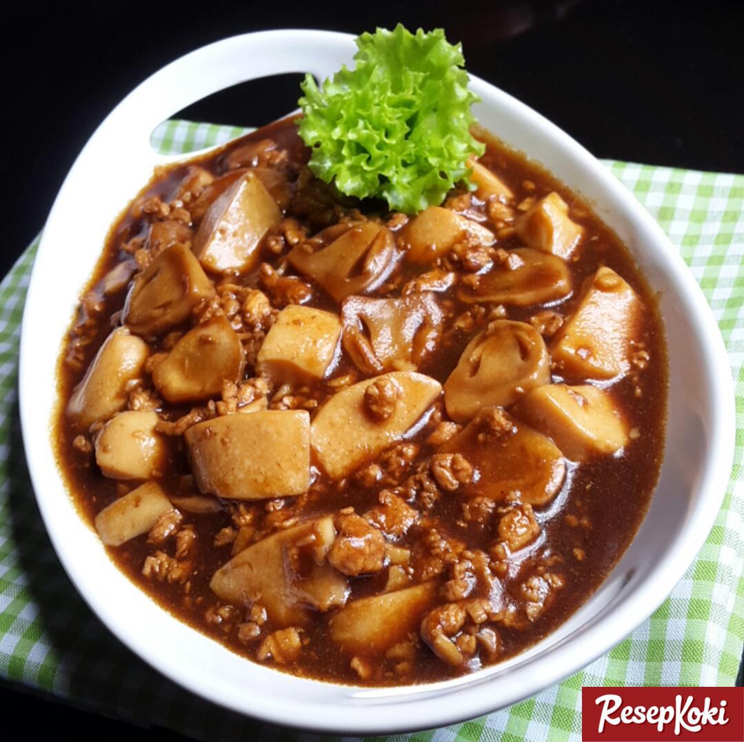 Resep Mun Tahu