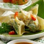 Resep Siomay Vegetarian