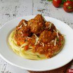 Resep Spaghetti Bolognese Meatballs (Bola-bola Daging)